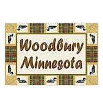 Woodbury Loon Postcards (Package of 8)