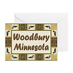 Woodbury Loon Greeting Cards (Pk of 10)
