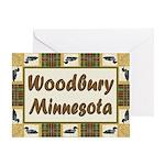 Woodbury Loon Greeting Card