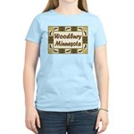 Woodbury Loon Women's Light T-Shirt