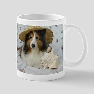 Shells and Pups Mug