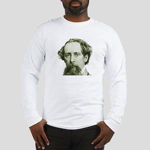 Charles Dickens Long Sleeve T-Shirt