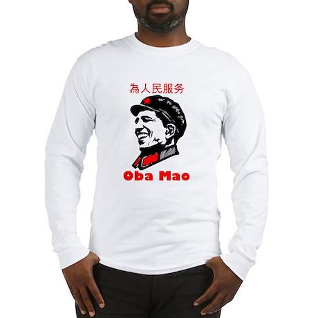Oba Mao Long Sleeve T-Shirt