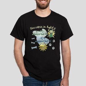 Success in Agility Dark T-Shirt