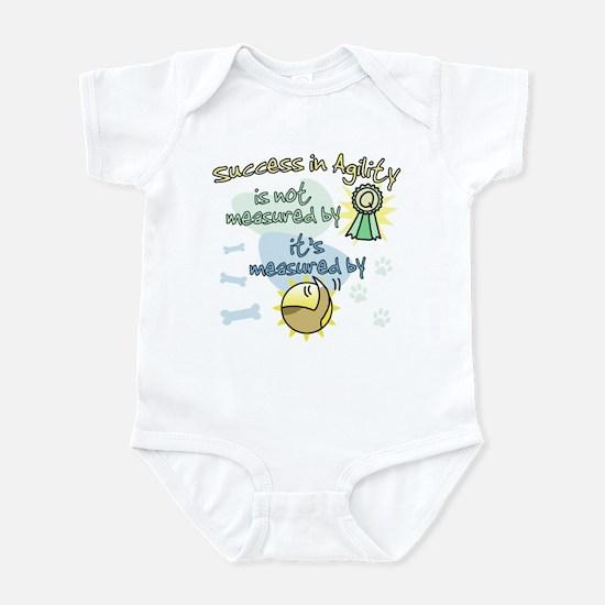 Success in Agility Infant Bodysuit