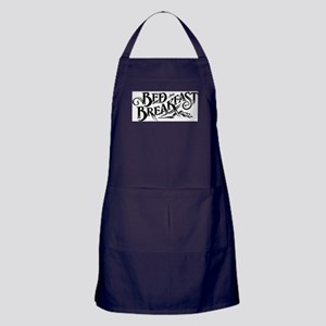 Bed & Breakfast Apron (dark)