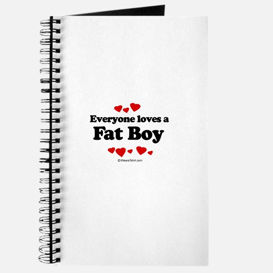Everyone loves a Fat Boy ~ Journal