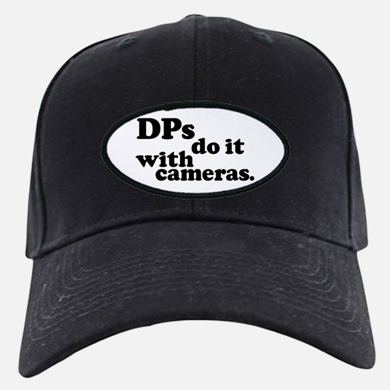 DPs do it with cameras. Baseball Hat