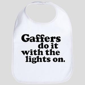 Gaffers do it with the lights Bib