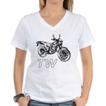 TW200 Women's V-Neck T-Shirt
