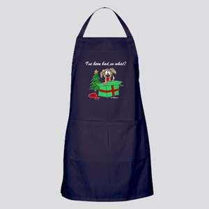 I've been bad,so what? Apron (dark)