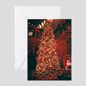 Festive Christmas Tree, New Message