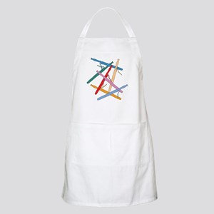 Colorful Bassoons Apron