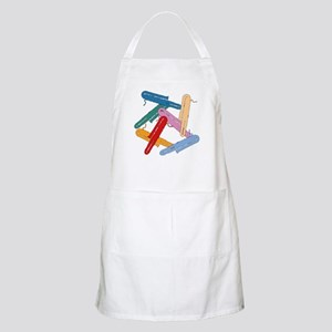Colorful Contrabassoons - Apron