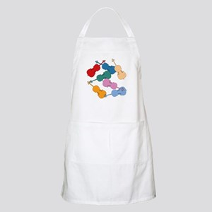 Colorful Cellos Apron