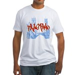 White Fitted Palermo T-Shirt