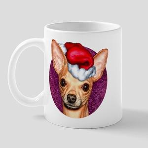 Chihuahua Claus Mug