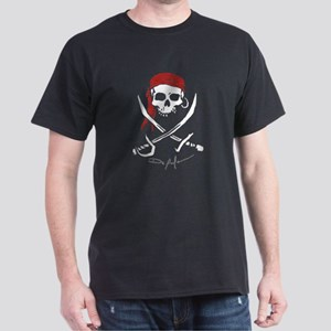 Pirate Flag Dark T-Shirt
