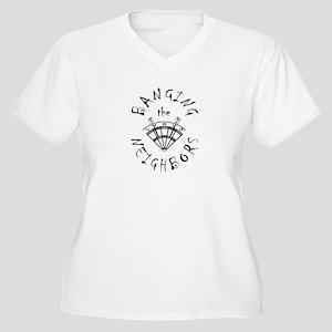 clothing Women's Plus Size V-Neck T-Shirt