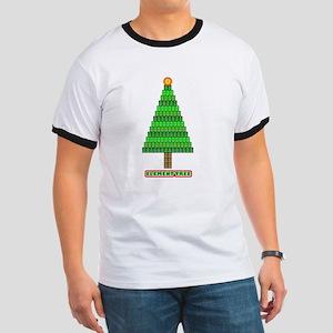 Element Tree black and white Ringer T