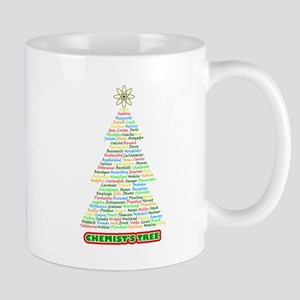 Chemistr's tree color Mug