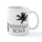 """""""Mondello Beach"""" Mug"""