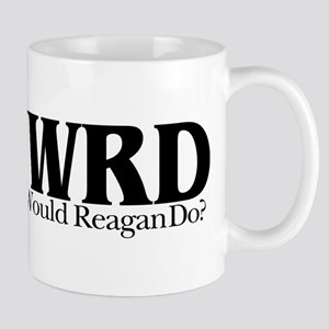 WWRD What Would Reagan Do Mug