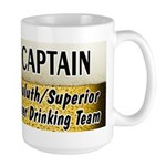 Duluth Beer Drinking Team Large Mug