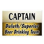 Duluth Beer Drinking Team Postcards (Package of 8)