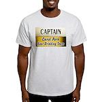 Canal Park Beer Drinking Team Light T-Shirt