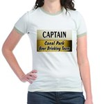Canal Park Beer Drinking Team Jr. Ringer T-Shirt