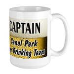 Canal Park Beer Drinking Team Large Mug