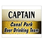 Canal Park Beer Drinking Team Small Poster