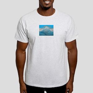 Mendezign-ed Ash Grey T-Shirt