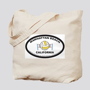 Manhattan Beach Tote Bag3