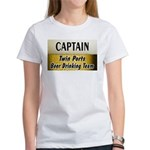 Twin Ports Beer Drinking Team Women's T-Shirt