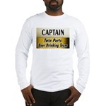 Twin Ports Beer Drinking Team Long Sleeve T-Shirt