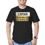 West End Beer Drinking Team Men's Fitted T-Shirt (