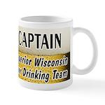 Superior Beer Drinking Team Mug