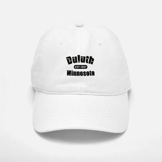 Duluth Established 1857 Baseball Baseball Cap