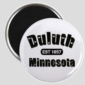 Duluth Established 1857 Magnet