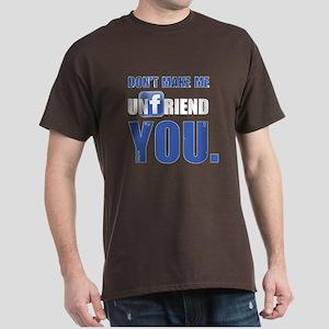 Unfriend Dark T-Shirt