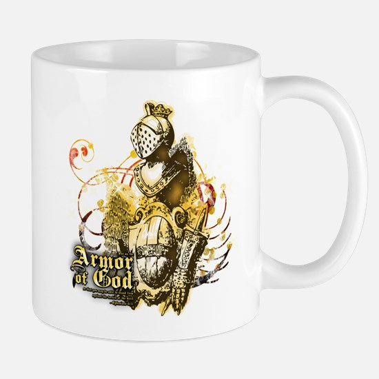 Cute Armor of god Mug