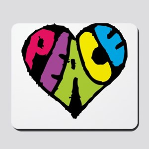 Dark Peace Mousepad