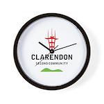Second Community Wall Clock