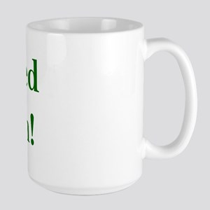 Wicked Pissah! Large Mug
