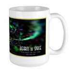 Hearts of Space Large Mug