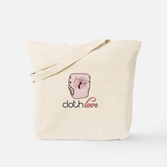 Cloth Love Tote Bag