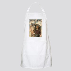 Mabel Normand 1922 Apron