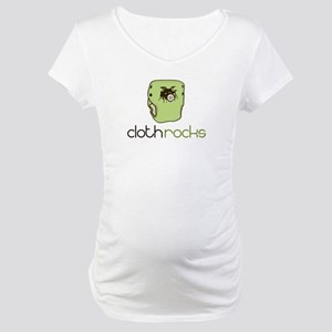 Cloth Rocks Maternity T-Shirt